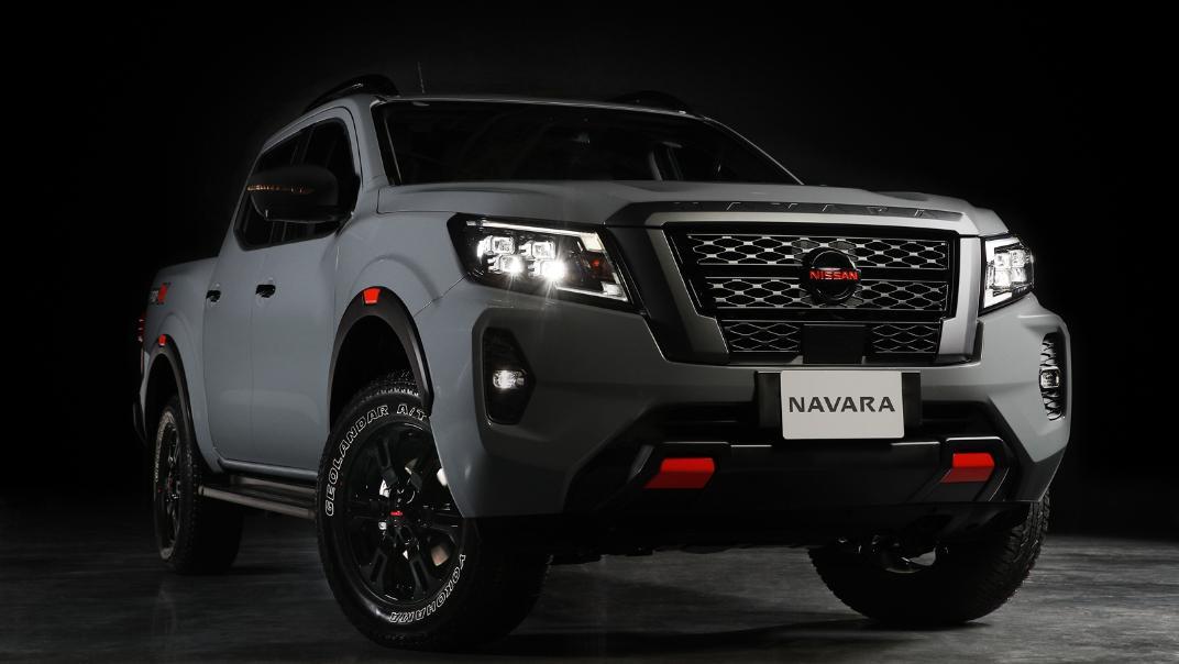 2021 Nissan Navara PRO-4X Exterior 146