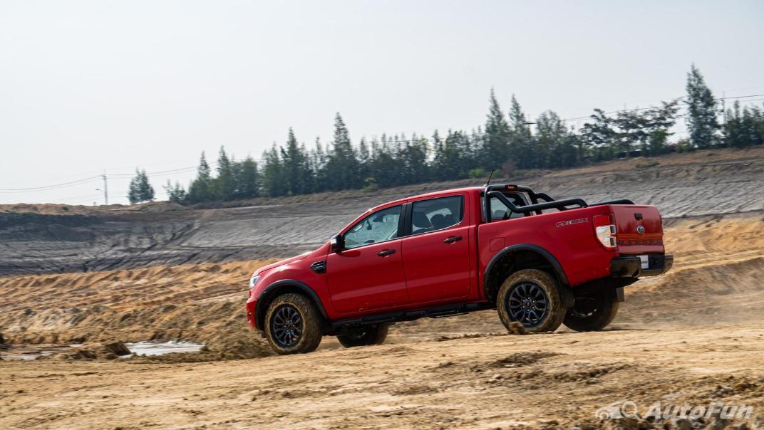 2021 Ford Ranger FX4 MAX Exterior 057