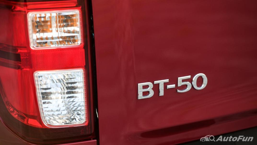 2021 Mazda BT-50 Pro Double Cab 1.9 SP Hi-Racer Exterior 009