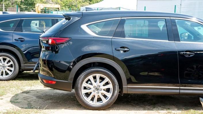 Mazda CX-8 Public 2020 Exterior 003