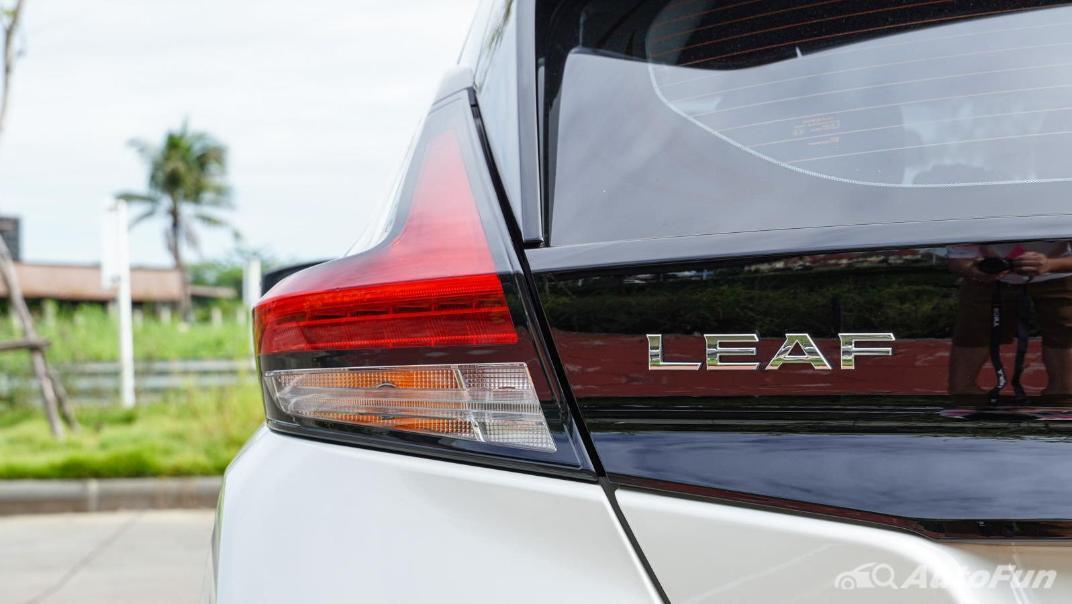 2020 Nissan Leaf Electric Exterior 018