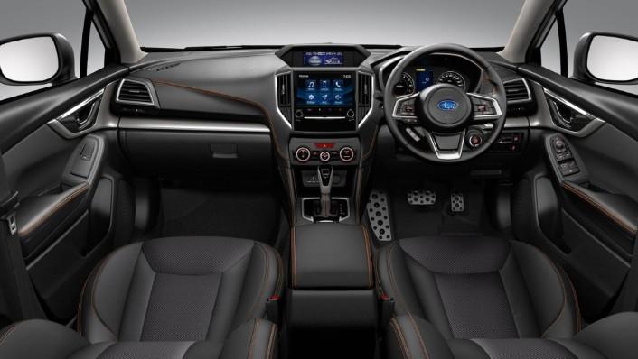 Subaru XV Public 2020 Interior 001