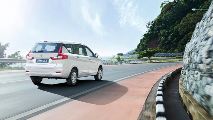 Suzuki Ertiga 2020 Exterior 009