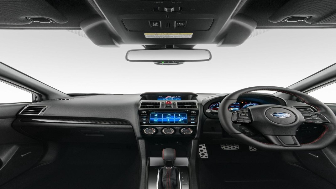 Subaru Wrx 2020 Interior 001