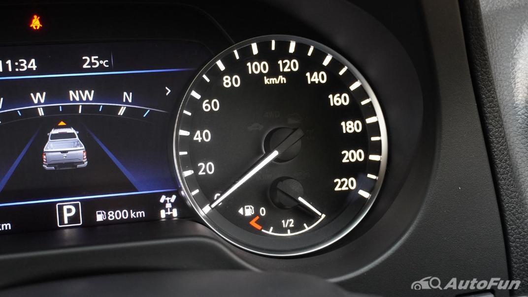 2021 Nissan Navara Double Cab 2.3 4WD VL 7AT Interior 018