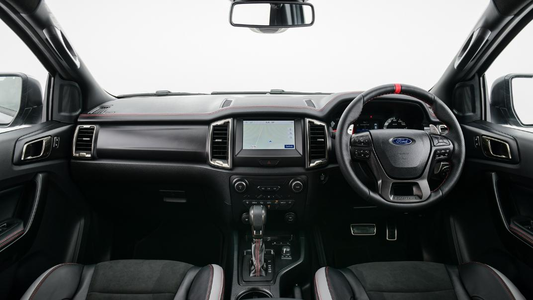 2021 Ford Ranger Raptor X Interior 001