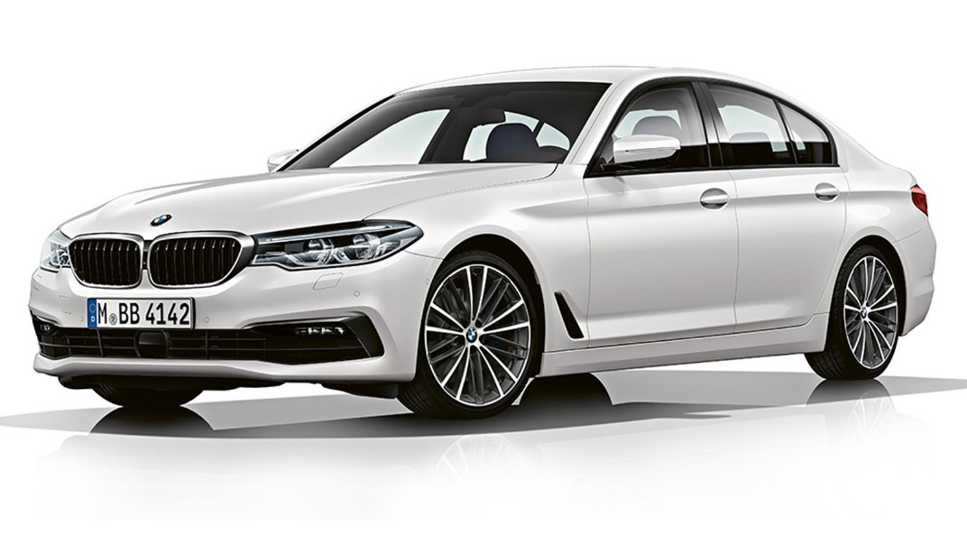 BMW 5-Series-Sedan 2020 Others 005