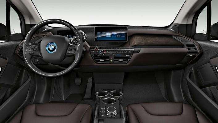 BMW I3S 2020 Interior 005
