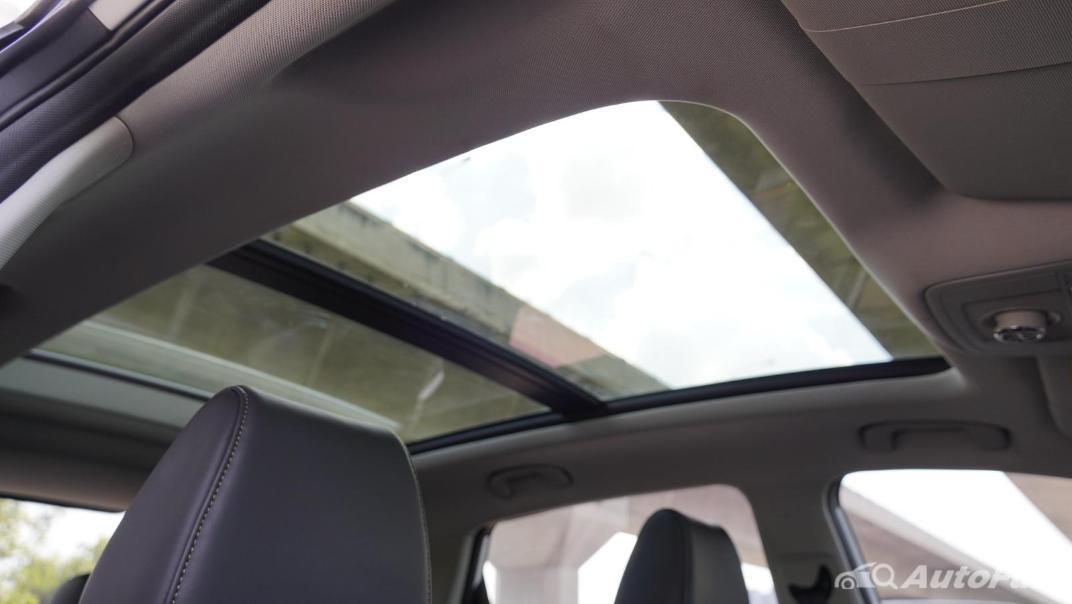 2020 MG ZS 1.5L X Plus Interior 043