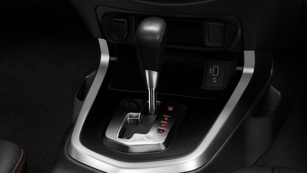 Nissan Navara 2020 Interior 005