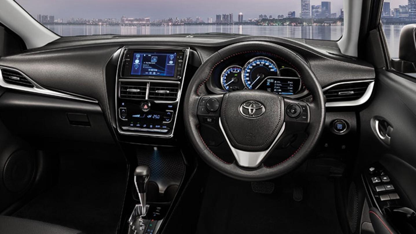 Toyota Yaris-Ativ 2020 Interior 001