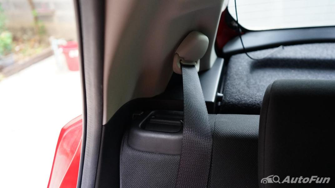 2020 Suzuki Swift 1.2 GL CVT Interior 008