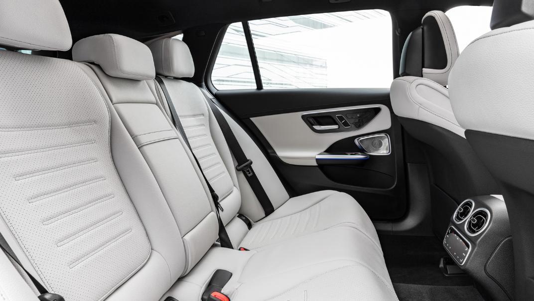 2021 Mercedes-Benz C-Class W206 Upcoming Version Interior 004