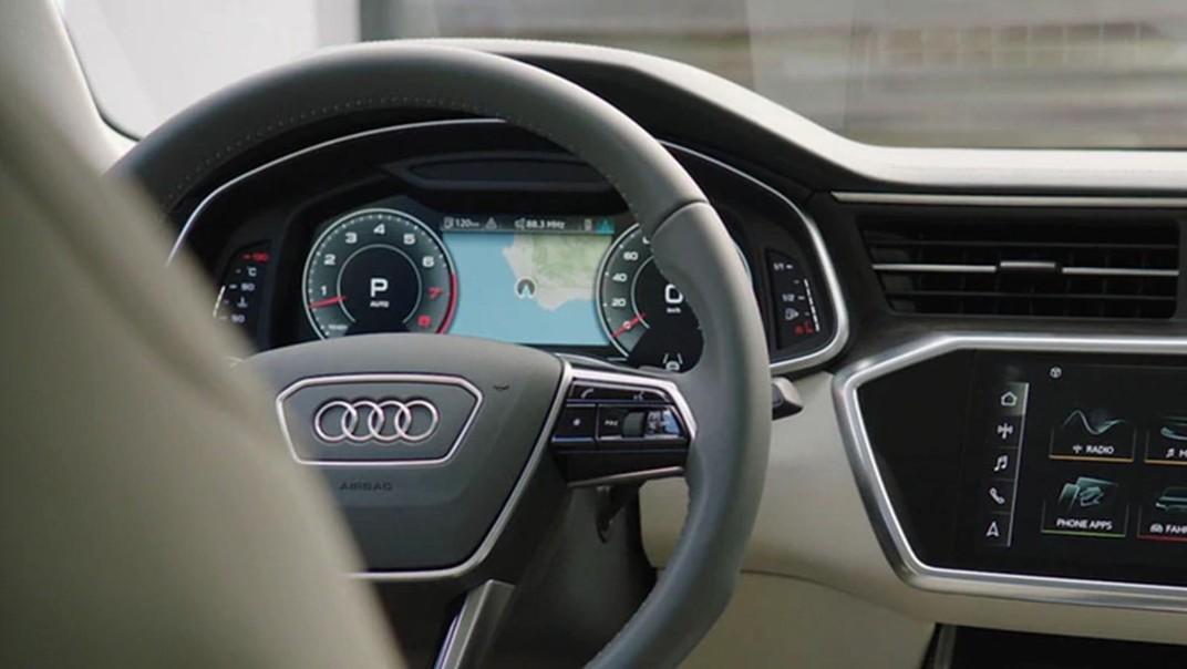 Audi A6 Avant 2020 Interior 001