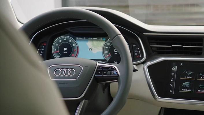 Audi A6 Avant Public 2020 Interior 001