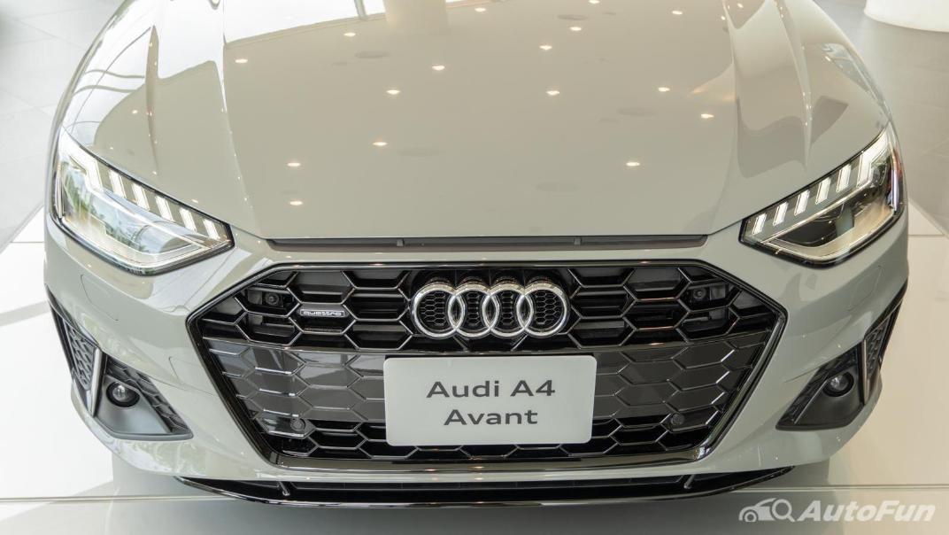 2020 Audi A4 Avant 2.0 45 TFSI Quattro S Line Black Edition Exterior 065