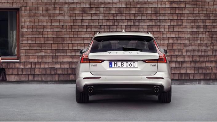 Volvo V60 2020 Exterior 002