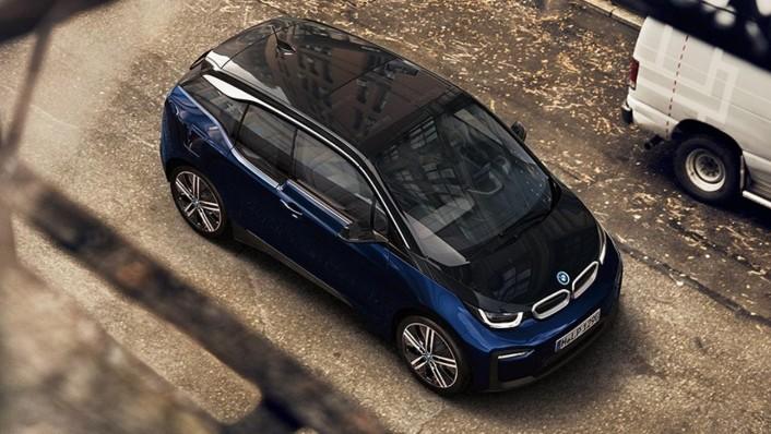 BMW I3S 2020 Exterior 006