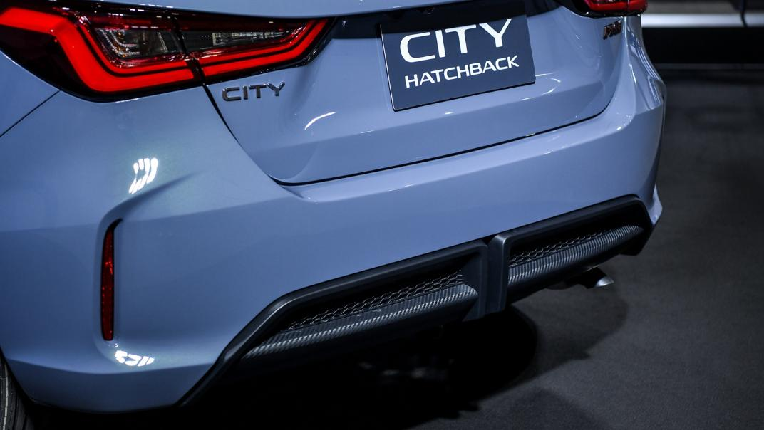 2021 Honda City Hatchback 1.0 Turbo RS Exterior 011