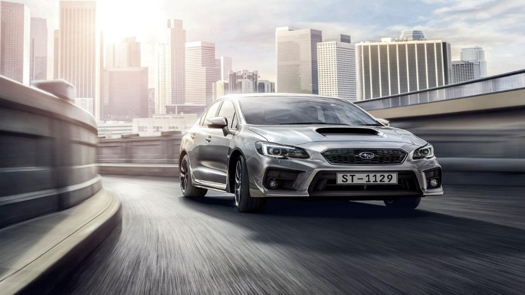 Subaru Wrx Public 2020 Exterior 007