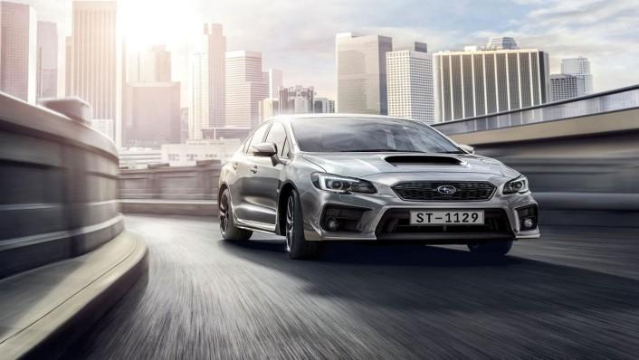Subaru Wrx 2020 Exterior 007