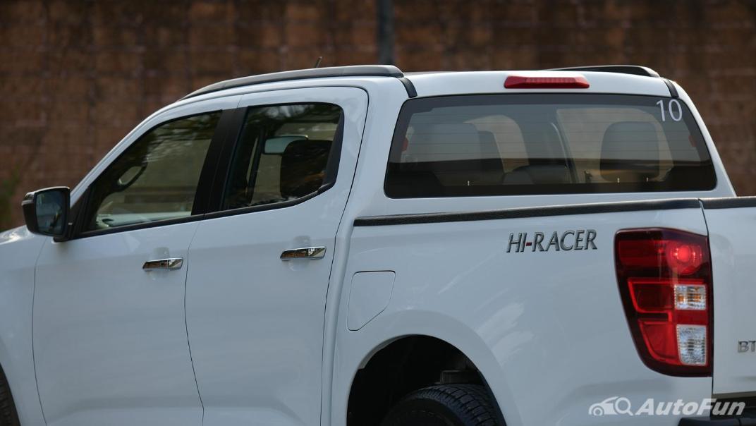2021 Mazda BT-50 Pro Double Cab 1.9 SP Hi-Racer 6AT Exterior 019