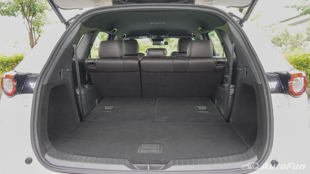 2020 2.5 Mazda CX-8 Skyactiv-G SP Interior 068