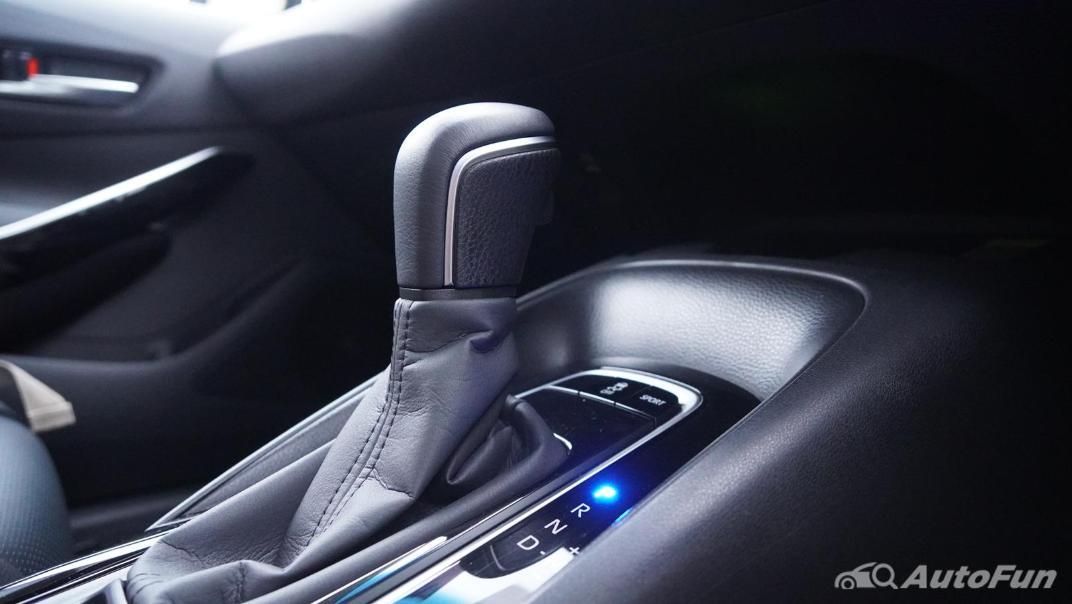 2021 Toyota Corolla Altis 1.8 Sport Interior 025