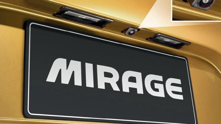 Mitsubishi Mirage 2020 Exterior 010