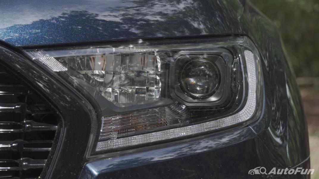 2021 Ford Everest 2.0L Turbo Titanium 4x2 10AT - SPORT Exterior 010
