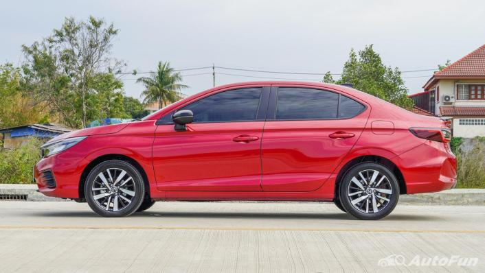 2021 Honda City e:HEV RS Exterior 008