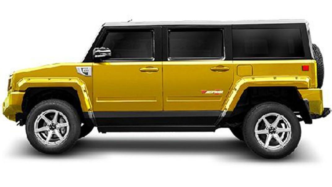 Thairung TR Transformer II 5 Seater 2020 Exterior 011