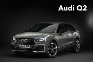 Audi Q2 เอสยูวีไซส์เล็กสุดหรูเพื่อคนรุ่นใหม่ พร้อมราคา 2.249 ล้านบาท