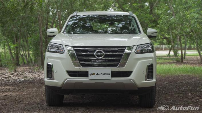 2021 Nissan Terra 2.3 VL 4WD Exterior 002
