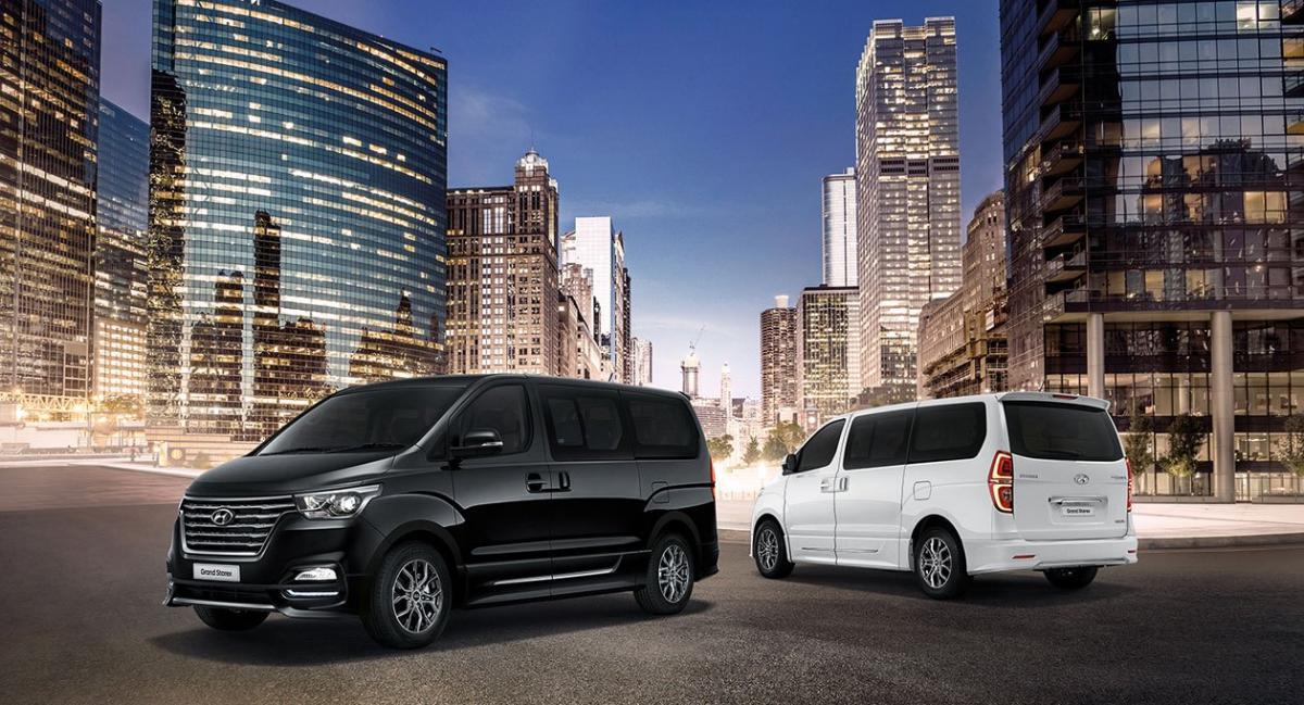 New Hyundai H-1 และ Grand Starex ปรับโฉมใหม่แต่ราคาเดิม 01