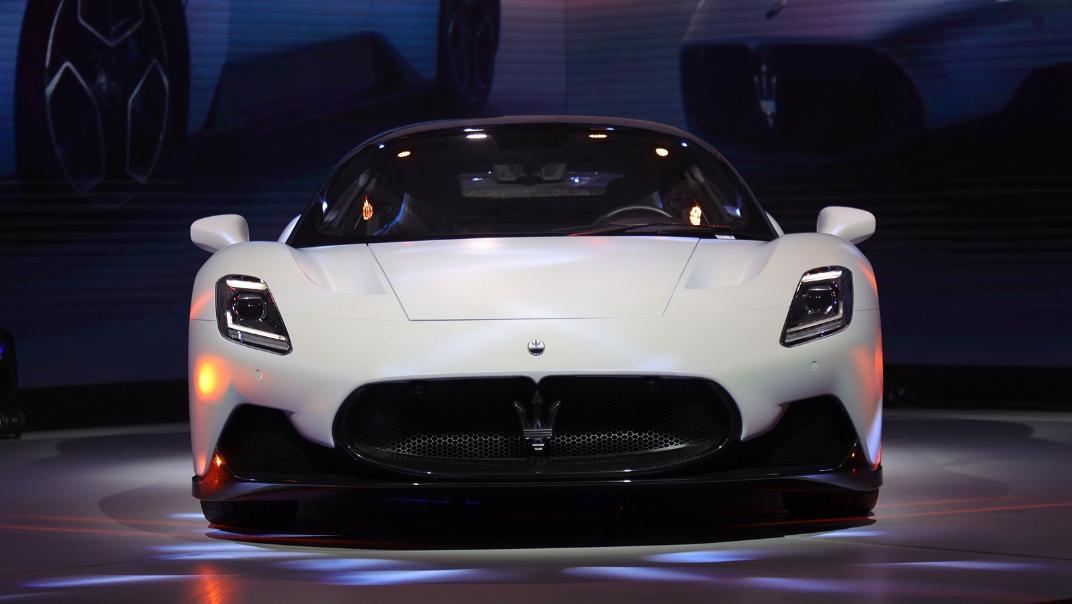 2021 Maserati MC20 Standard Exterior 002