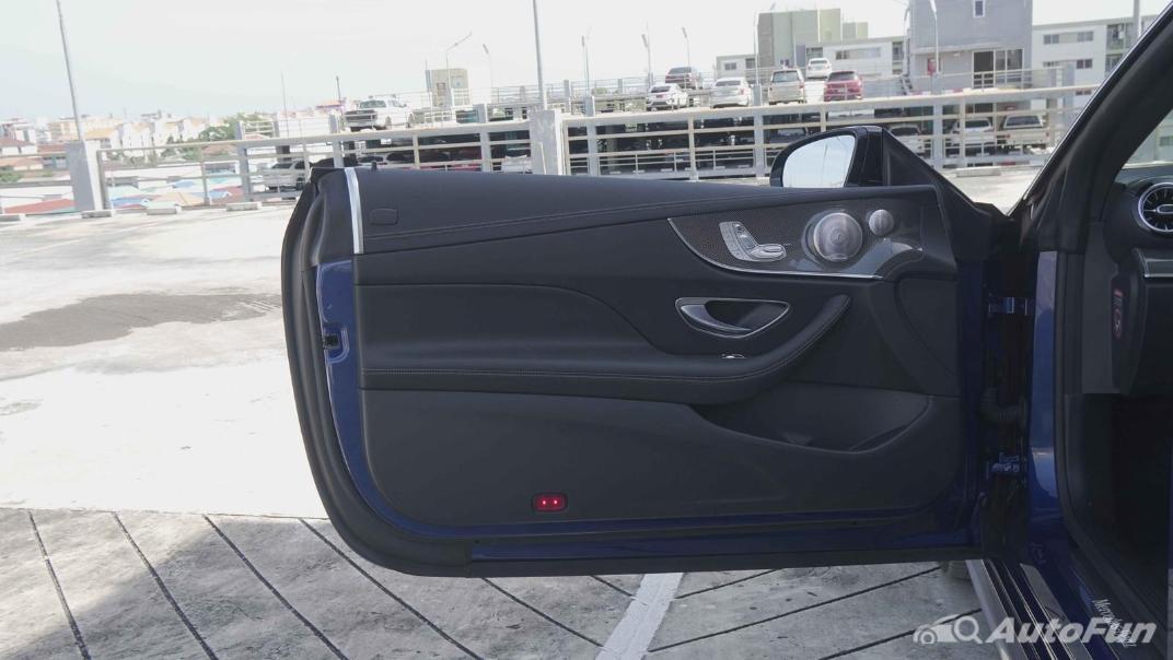 2021 Mercedes-Benz E-Class Cabriolet E 200 AMG Dynamic Interior 058