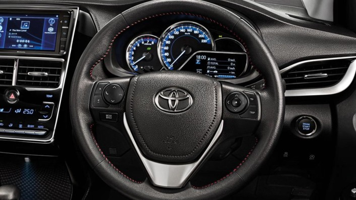 Toyota Yaris-Ativ 2020 Interior 002