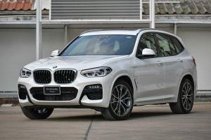 New 2020 BMW X3 xDrive30e เอสยูวีไฮบริด 292 แรงม้า ประกอบไทยค่าตัว 3.659 ล้านบาท