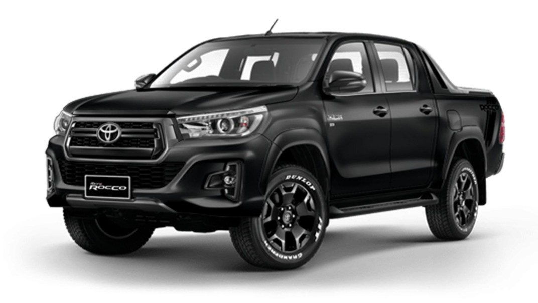 Toyota Hilux Revo Double Cab Public 2020 Others 008