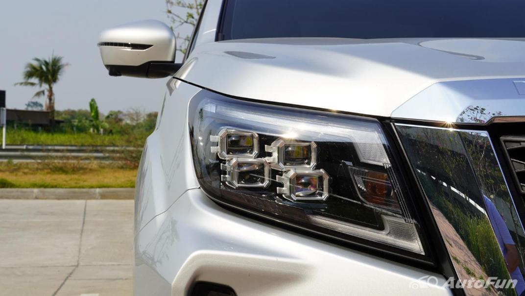 2021 Nissan Navara Double Cab 2.3 4WD VL 7AT Exterior 024
