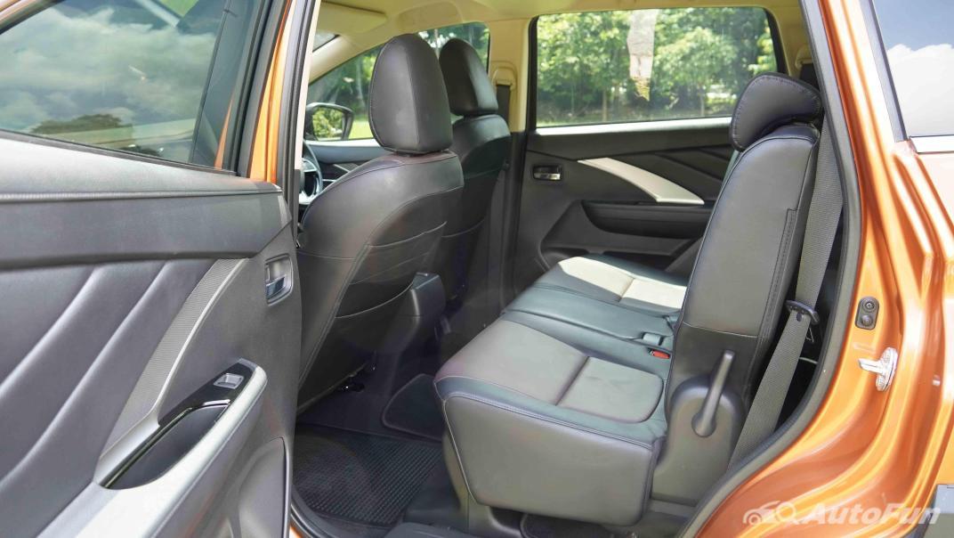 2020 Mitsubishi Xpander 1.5 Cross AT Interior 021