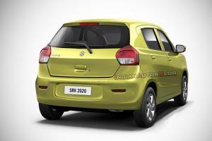 สปายช็อตโชว์บั้นท้าย All-New 2021 Suzuki Celerio คงความเรียบง่าย ภายในกว้างขึ้น