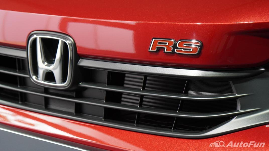 2022 Honda Civic RS Exterior 071