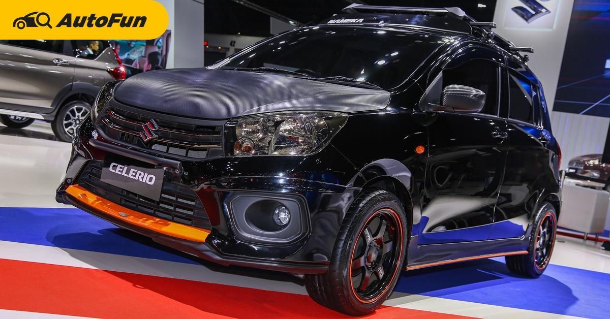 2020 Suzuki Celerio เผยความลับขวัญใจรถราคาดี และทำไมพวกเขาถึงกลับมาโต 400% 01