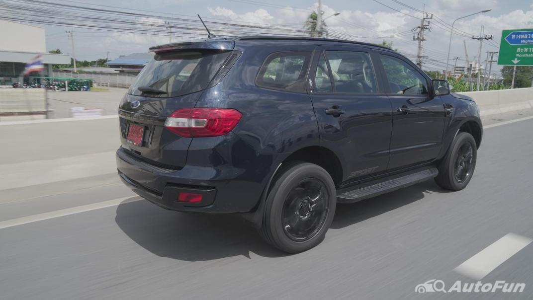 2021 Ford Everest 2.0L Turbo Titanium 4x2 10AT - SPORT Exterior 044