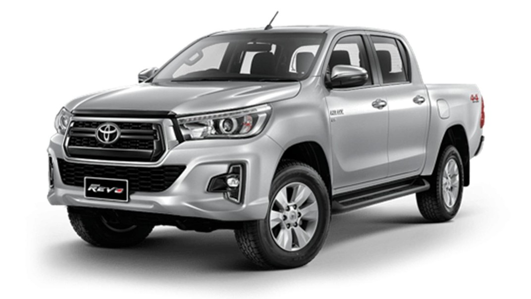 Toyota Hilux Revo Double Cab Public 2020 Others 001