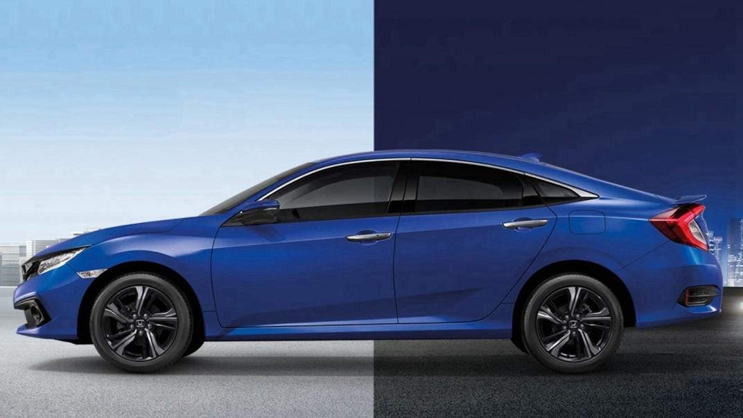 Honda Civic 2020 Exterior 005