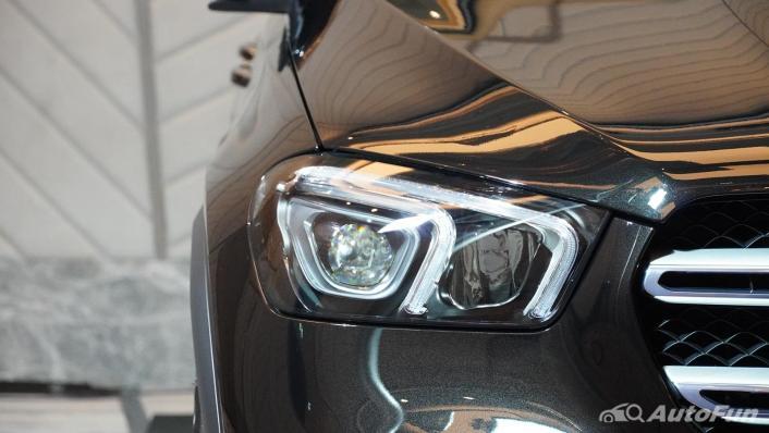 2021 Mercedes-Benz GLE-Class 350 de 4MATIC Exclusive Exterior 007