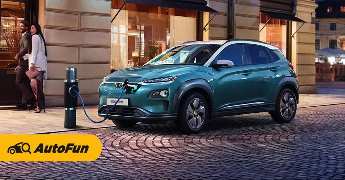 7 เรื่องต้องรู้ก่อนซื้อ Hyundai KONA electric 01